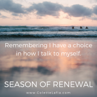 8 Season of renewal