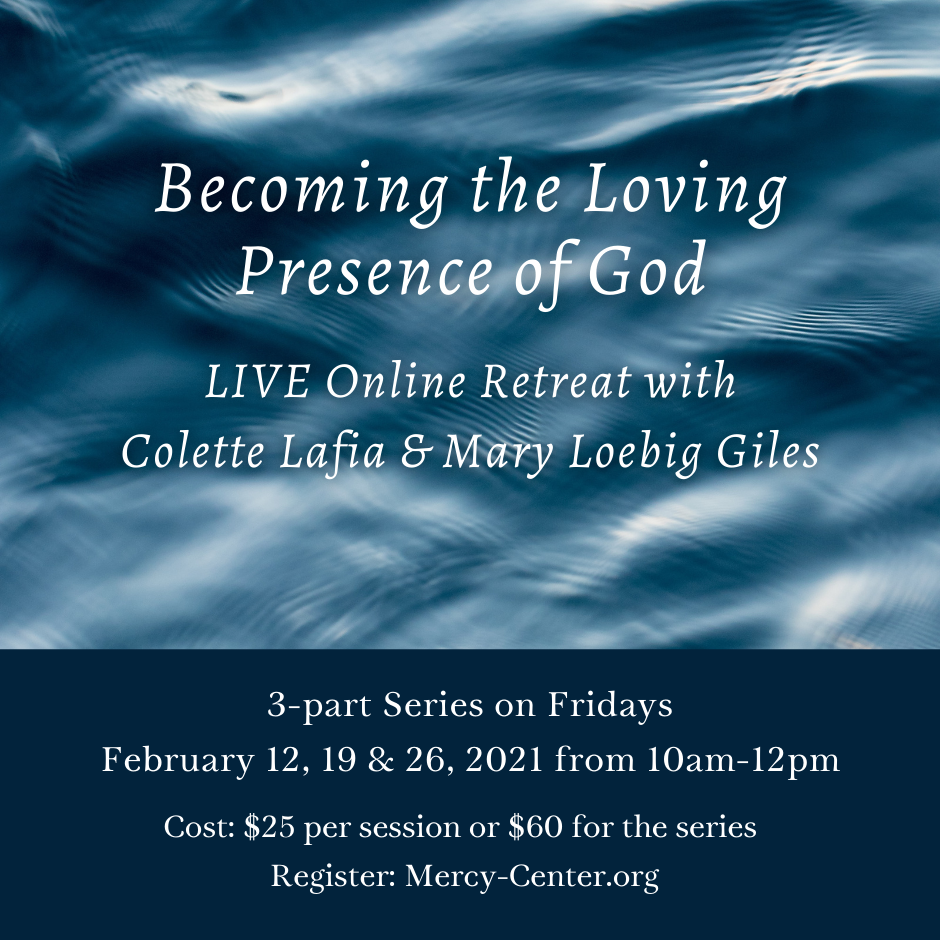 Becoming the Loving Presence of God (1)