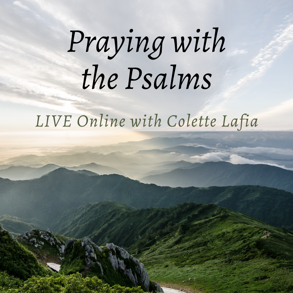 Copy of Praying with the Psalms