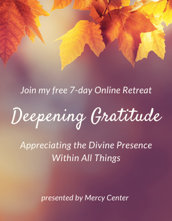 Deepening Gratitude