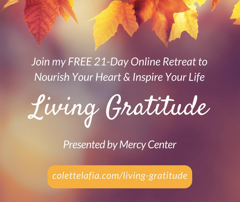 Living Gratitude