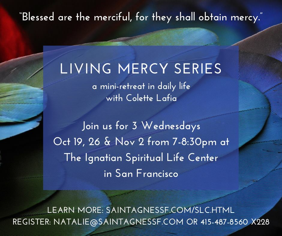 Living Mercy Series