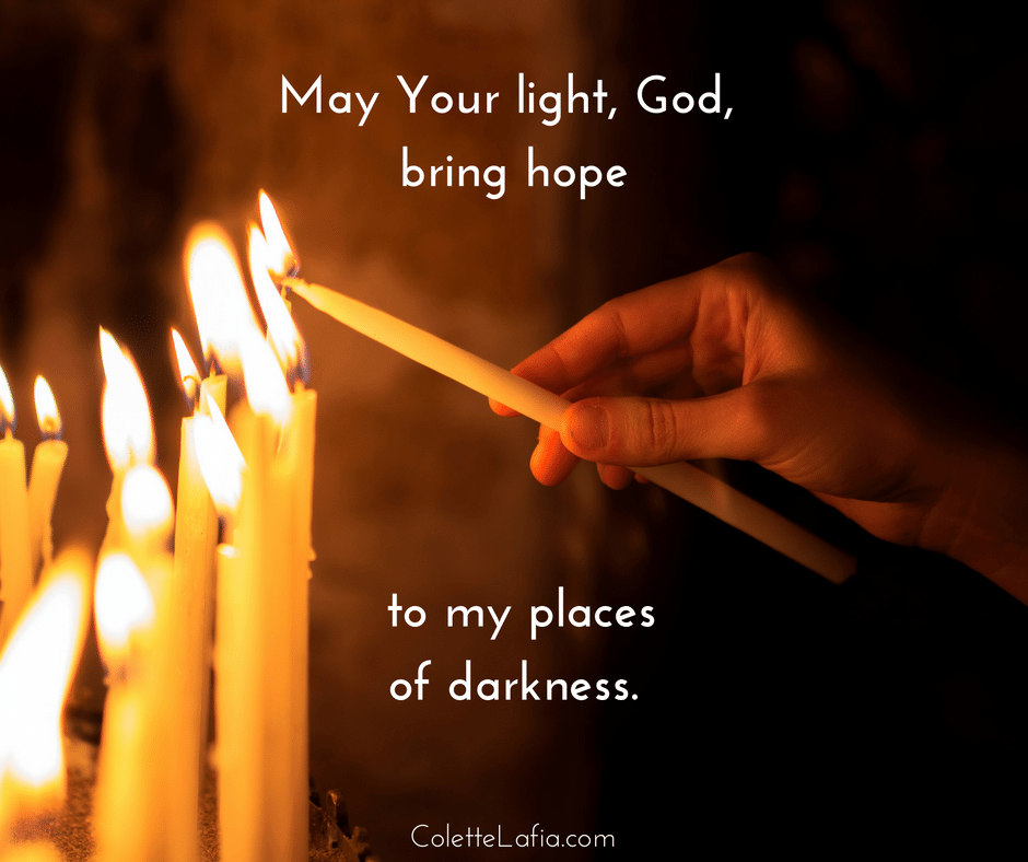 may-your-light-god