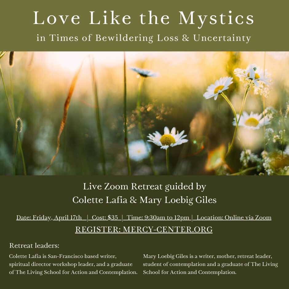 2020 Love Like the Mystics Colette & Mary