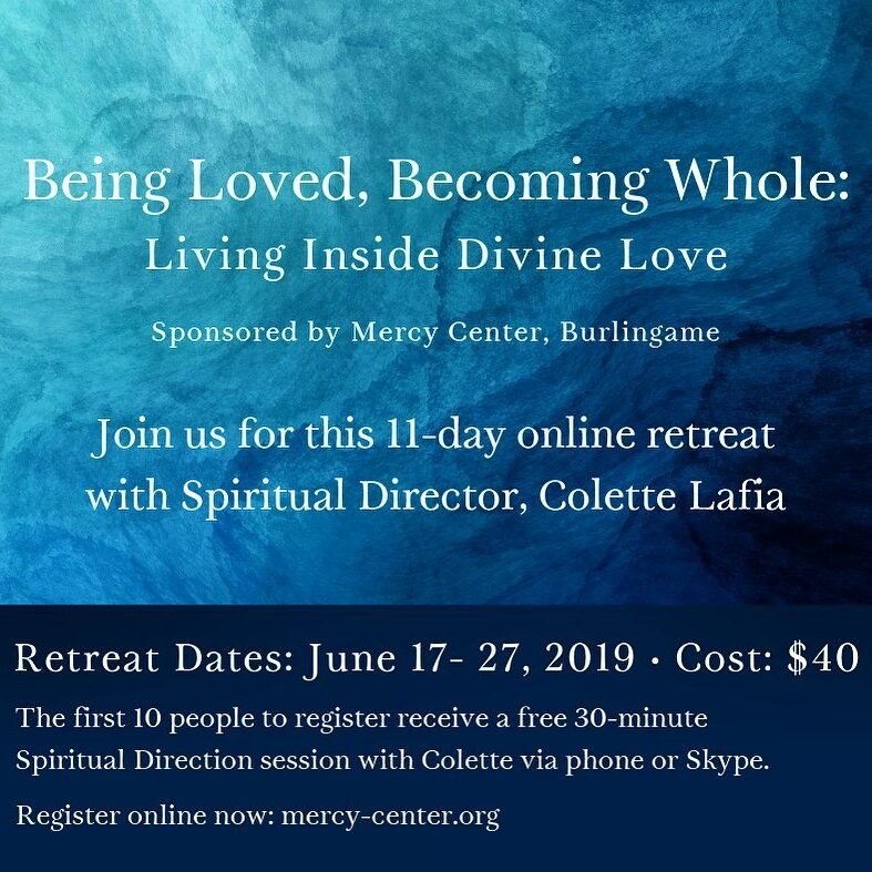 Becoming Loved Becoming Whole