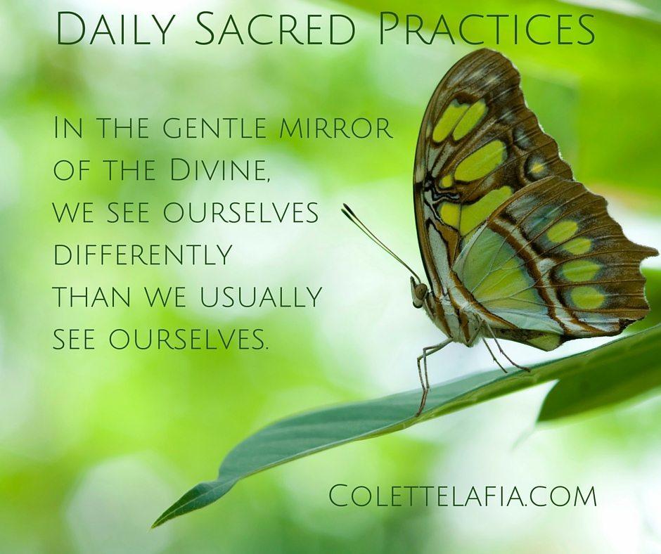 mirror of the Divine